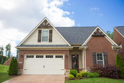 Knoxville Single Family Home For Sale: 2315 Arbor Gate Lane