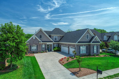 Knoxville Single Family Home For Sale: 12821 Edgebrook Way