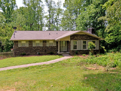 Knoxville Single Family Home For Sale: 7520 Gynevere Drive