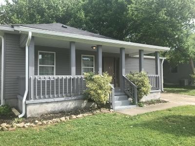 Alcoa TN Single Family Home For Sale: $145,900