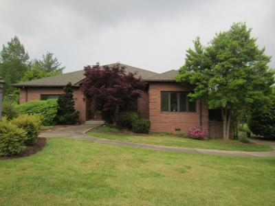Oak Ridge Single Family Home For Sale: 110 Downing Drive