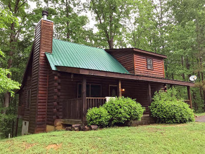 Dandridge Single Family Home For Sale: 547 Turtle Dove Tr