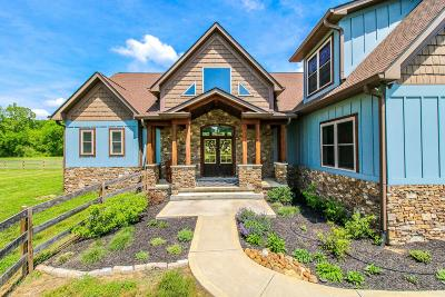 Single Family Home For Sale: 10525 Arnold Lane
