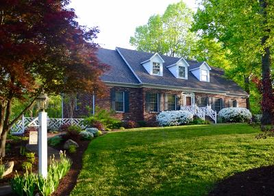 Knoxville Single Family Home For Sale: 3215 Topside Rd