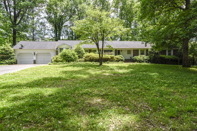 Maryville Single Family Home For Sale: 1701 Wilkinson Pike