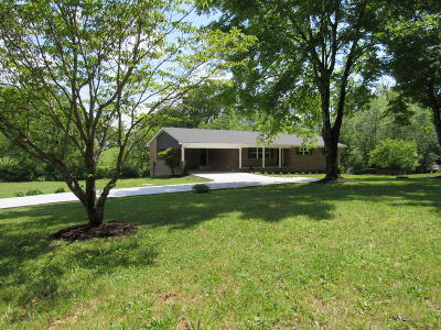 Maryville Single Family Home For Sale: 839 Clover Hill Rd