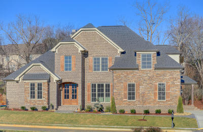 Knoxville Single Family Home For Sale: 12433 Waterslea Lane