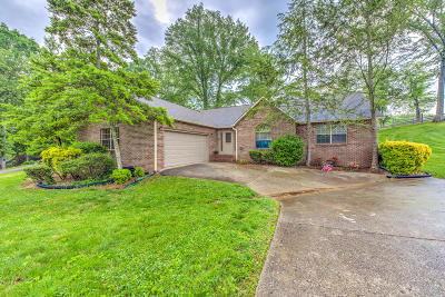 Clinton Single Family Home Pending - Continue To Show: 717 Timbercrest Drive