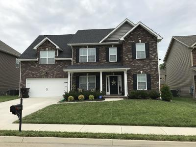 Knoxville Single Family Home For Sale: 1706 Yearling Rd