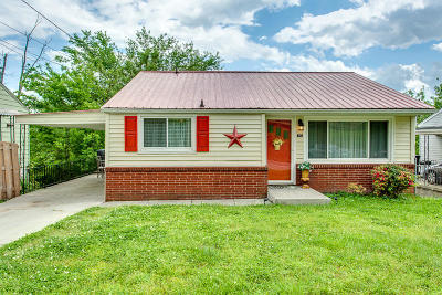 Knoxville Single Family Home For Sale: 1512 Cecil Ave