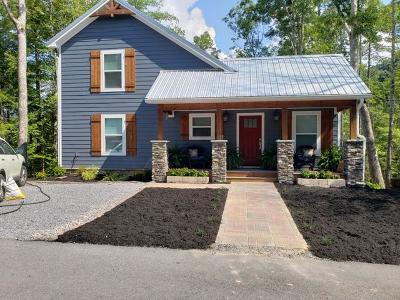 Townsend Single Family Home For Sale: 194 Cold Springs Trace