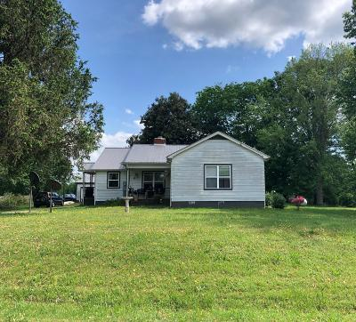 Sweetwater Single Family Home For Sale: 415 County Road 331