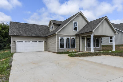 Maryville Single Family Home For Sale: 1929 Farris Rd