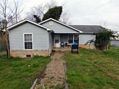 Cocke County Single Family Home For Sale: 313 White Oak Ave