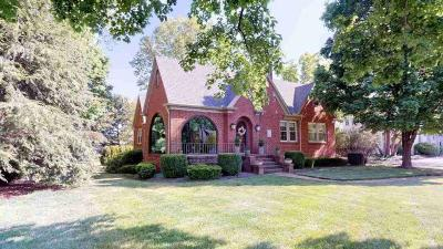 Morristown Single Family Home For Sale: 1515 Morningside Dr Drive