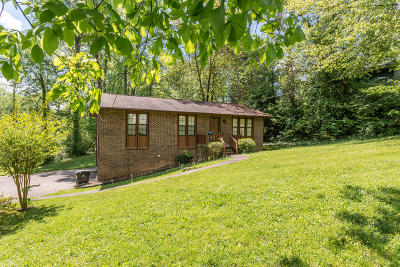 Knoxville Single Family Home For Sale: 812 Oliver Rd