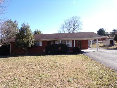 Harrogate Single Family Home For Sale: 132 Boone Drive