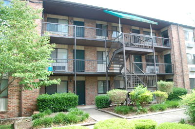 Knoxville Condo/Townhouse For Sale: 2718 Painter Ave #C108