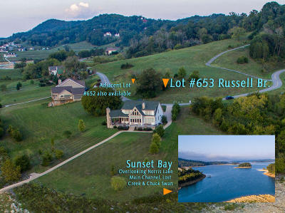 Sunset Bay Residential Lots & Land For Sale: Lot 653 Russell Brothers