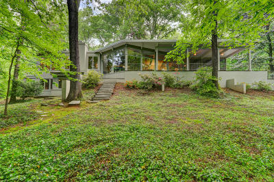Knox County Single Family Home For Sale: 3600 Montlake Drive
