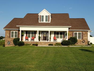 Dandridge, Sevierville Single Family Home For Sale: 503 Monte Vista Lane