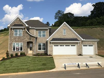 Knoxville Single Family Home For Sale: Lot 92 English Ivy Lane