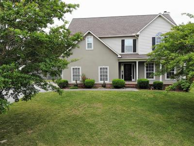Single Family Home For Sale: 2458 Maple Crest Lane