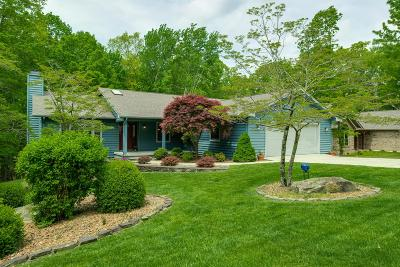 Fairfield Glade Single Family Home For Sale: 156 Trentwood Drive