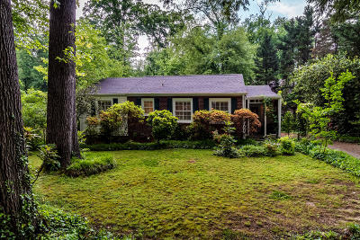 Sequoyah Hills Single Family Home For Sale: 4112 Forest Glen Drive