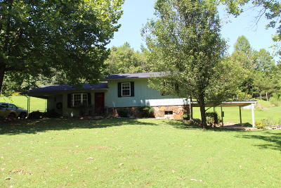 Monroe County Single Family Home For Sale: 809 Big Creek Road Rd