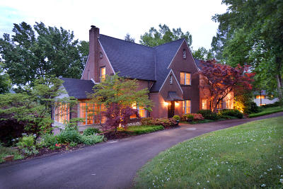 Sequoyah Hills Single Family Home For Sale: 1024 Scenic Drive