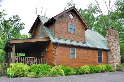 Dandridge, Sevierville Single Family Home For Sale: 142 Spotted Fawn