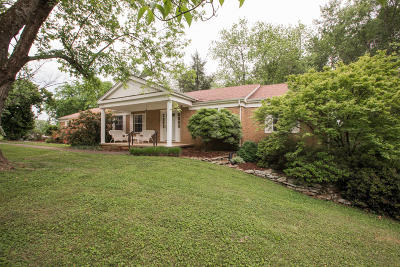 Knoxville Single Family Home For Sale: 829 Chateaugay Rd