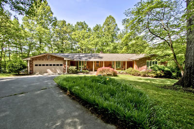 Oak Ridge Single Family Home For Sale: 140 Newell Lane