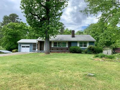 Knoxville Single Family Home For Sale: 229 Sarvis Drive