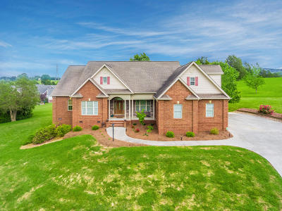 Maryville Single Family Home For Sale: 1532 Dogwood Hill Lane