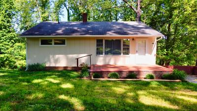 Lafollette Single Family Home For Sale: 402 W Kentucky Ave