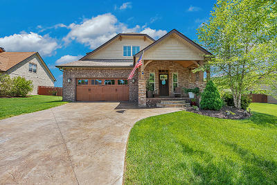 Knoxville Single Family Home For Sale: 2012 Serene Cove Way