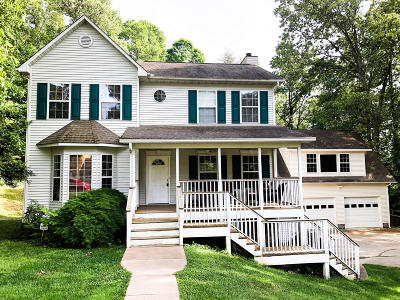 Knoxville Single Family Home For Sale: 12510 Daisywood Drive