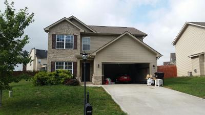 Knoxville Single Family Home For Sale: 7321 Redwing Lane