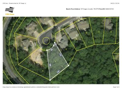 Residential Lots & Land For Sale: 107 Osage Lane