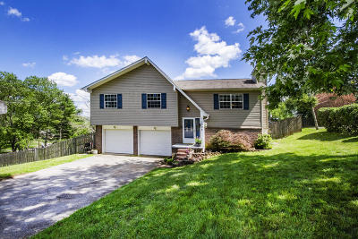 Knox County Single Family Home For Sale: 1904 Penwood Drive