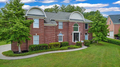 Knoxville Single Family Home For Sale: 1811 Swinford Court