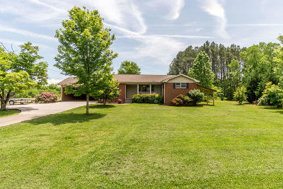 Maryville Single Family Home Pending - Continue To Show: 432 Sam Houston School Rd