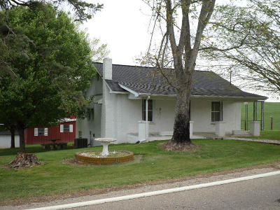 Single Family Home For Sale: 1720-A Highway 139