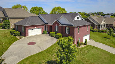 Maryville Single Family Home Pending - Continue To Show - F: 1706 Inverness Drive