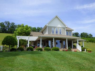 Talbott Single Family Home For Sale: 185 Scenic View Drive