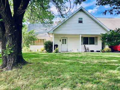 Oak Ridge Single Family Home For Sale: 107 Parsons Rd
