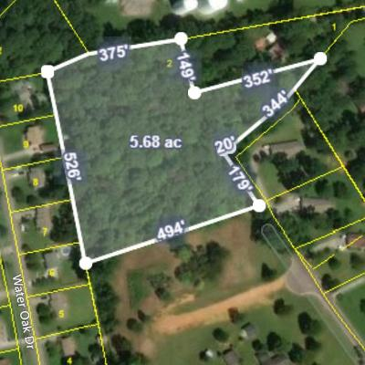 Residential Lots & Land For Sale: 701-B Thomas Circle