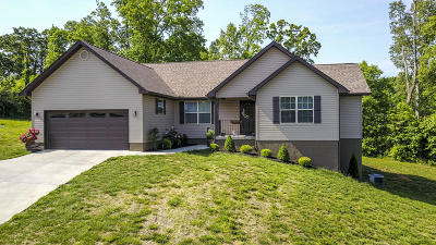 Madisonville Single Family Home For Sale: 144 Brighton Farms Way